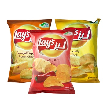 Lays Tri Pack 185g