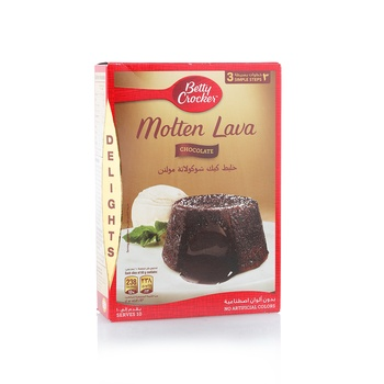 Betty Crocker Molten Lava Chocolate 400g