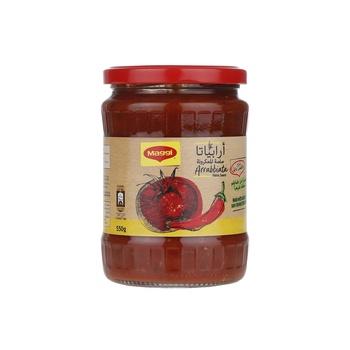 Maggi Arrabbiata Pasta Sauce 550g