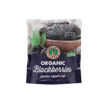 Organic Larder Organic Frozen Blackberries 300g