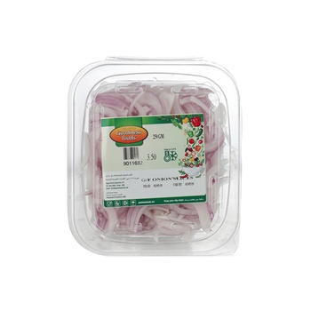 Goodness Foods Onion Slices 250g