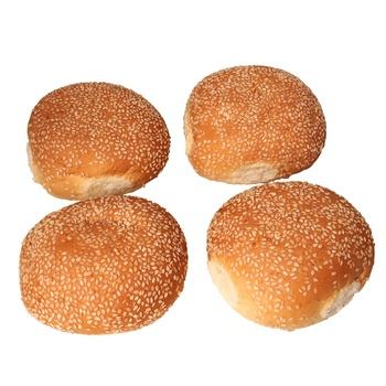 Roll Hamburger