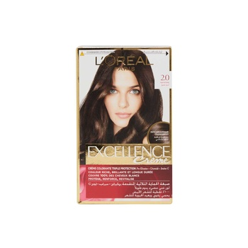 Loreal Excellence 2.0 Deep Black