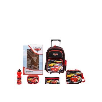 Licensed Trolley Bag 5 Pc Value Pack