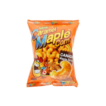 Crown Caramel Maple Corn 74g