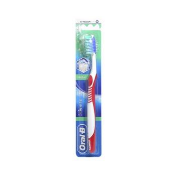 Oral-B Toothbrush 3D White 40 Medium