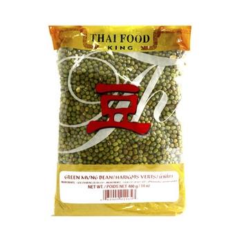 Thai Food Green Mung Beans 400g