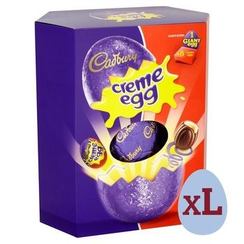 Cadbury Giant Creme Egg  495g