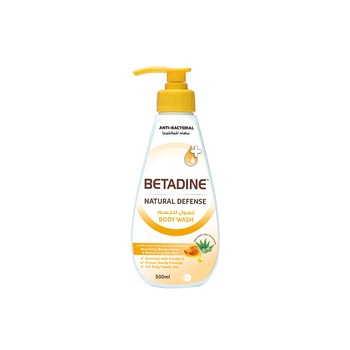 Betadine Body Wash Manuka Honey 500ml