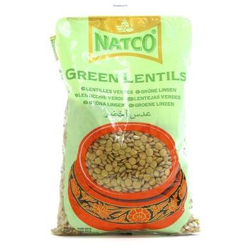 Natco Green Lentils 500g