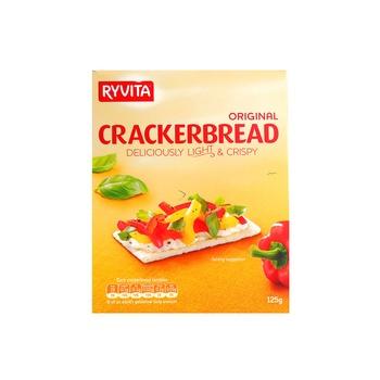 Ryvita Cracker Bread Original 125g