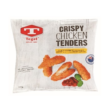 Tegel Crispy Chicken Tenders 500g