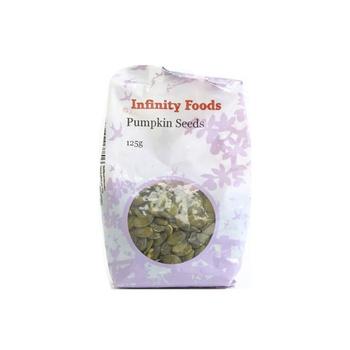 Infinity Pumpkin Seeds 125g