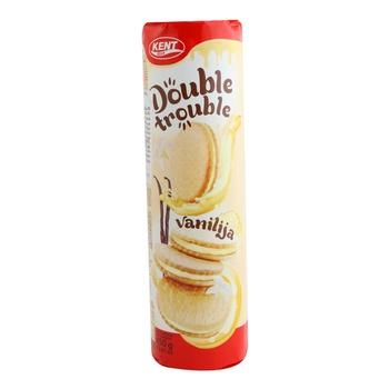 Kent Elit Sandwich Biscuit Vanla 450g