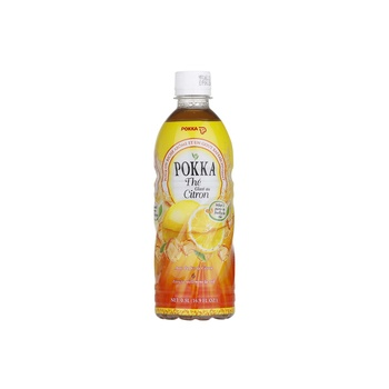 Pokka Lemon Ice Tea Bottle 500ml