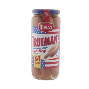 Meica Sausage Truemans American Style 350g