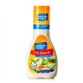American Garden Lite Dressing Creamy Ranch 8oz