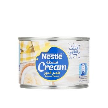Nestle Cream Banana Flavor 170g