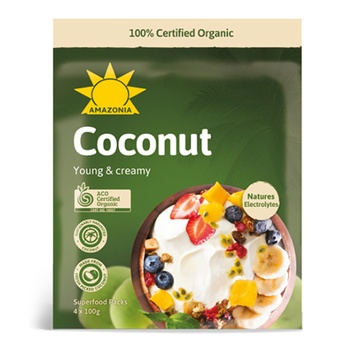 Amazonia Young & Creamy Coconut Superfoods 100g