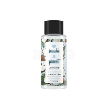 Love Beauty & Planet Coconut Water & Mimosa Flower Volume & Bounty Conditioner 400 ml