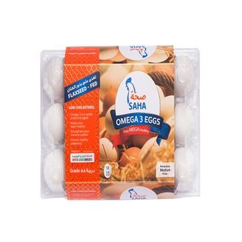 Saha OMEGA 3+ Eggs 15s