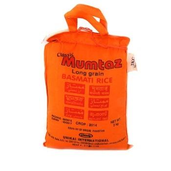 Mumtaz Basmati Rice-Long Grain 2kg