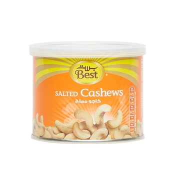 Best Salted Cashew Nut Can  110g