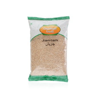 Goodness Foods Jarrish 1kg