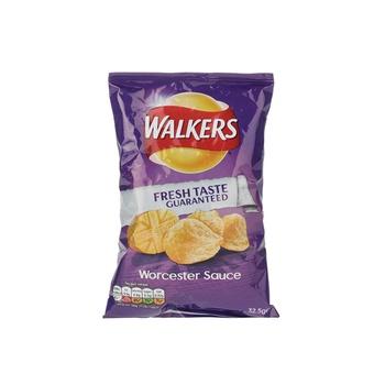 Walkers Chips Worcester Sauce 32.5g