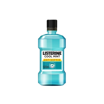 Listerine Mouthwash Cool Mint 500 ml