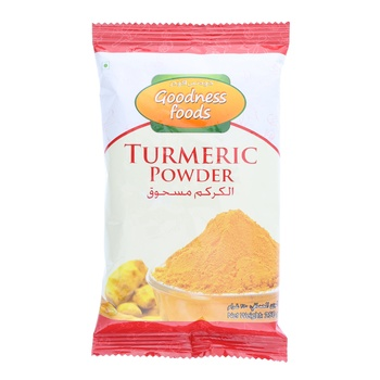 Goodness Foods Turmeric Powder 250g