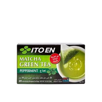 Ito En Matcha Greentea Pepermnt 30g