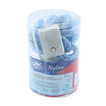 Rice Light Nylon 100 Lights - Blue