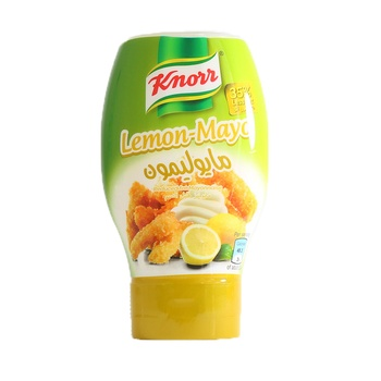 Knorr Mayo Lemon 295ml