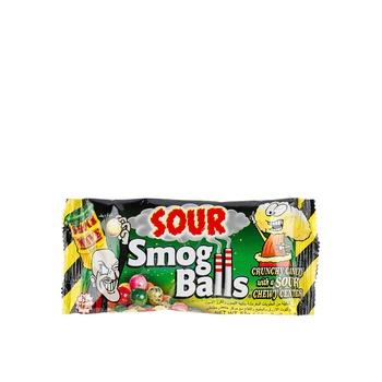Shock Wave Sour Smog Balls Fin Sp 57g