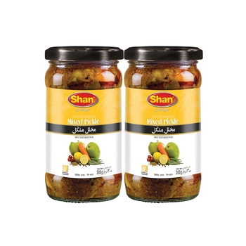 Shan Mixed Pickle 2X300g