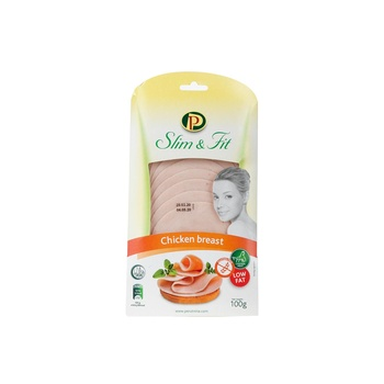 Perutnina Chicken Breast Slice 100g