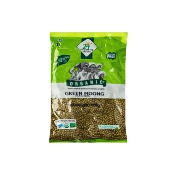 24 Mantra Organic Green Mung Whole 500g