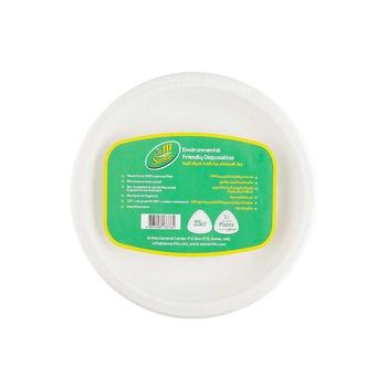 "Samar Biogradable 7"" Plate"