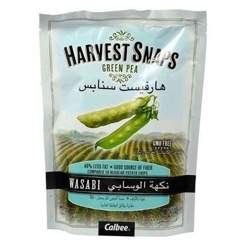 Harvest Snaps Wasabi 93g