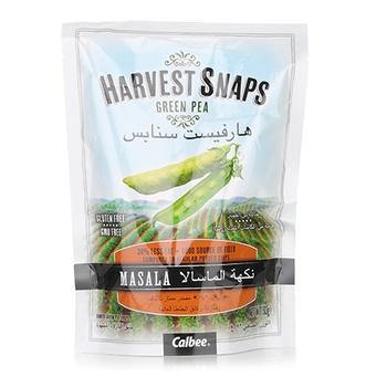 Harvest Snaps Green Pea Snacks Masala 93g