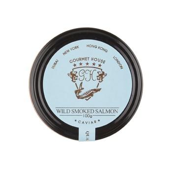 Gourmethouse Smoked Salmon Caviar 100gm