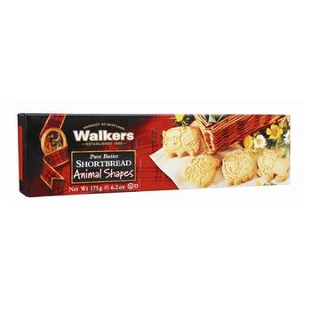 Walkers Shortbread Animal Shapes 175g