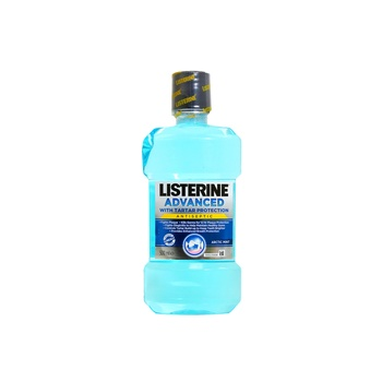 Listerine Mouthwash Advance Tartar Arctic Mint 500ml