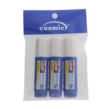 Cosmic 10ml Metal Tip Correction Pen-3 Pc pack