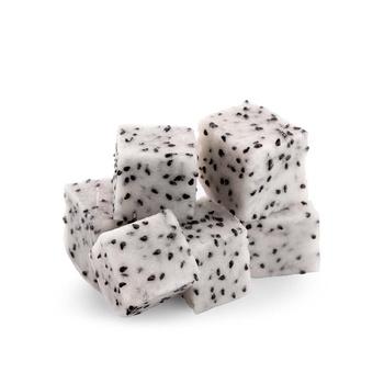 Dragon Fruit Cubes