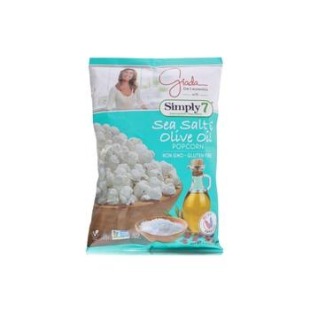 Simply 7 Popcorn Sea Salt  4.4 Oz