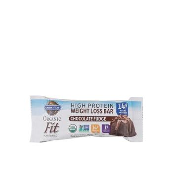Gol Orginal Walnut Protein Chocolate Fudge Bar 75g