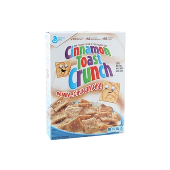 General Mills Cinnamon Toast Crunch 358g