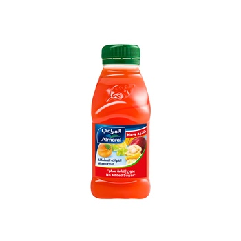 Almarai Juice Mixed Fruit 200Ml No Sugar Added